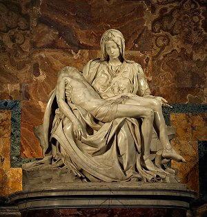 Biografia di Michelangelo Buonarroti