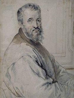 Disegno di Michelangelo Buonarroti