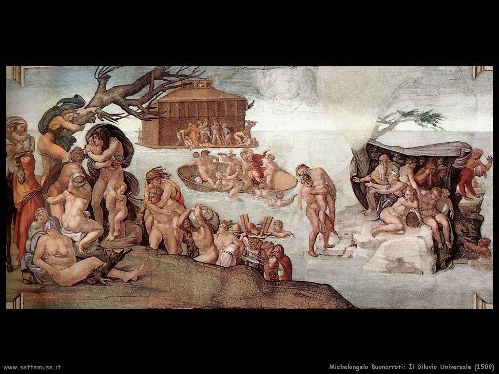 Il Diluvio Universale (1509)