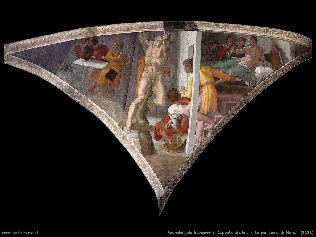 La punizione di Aman (1511)