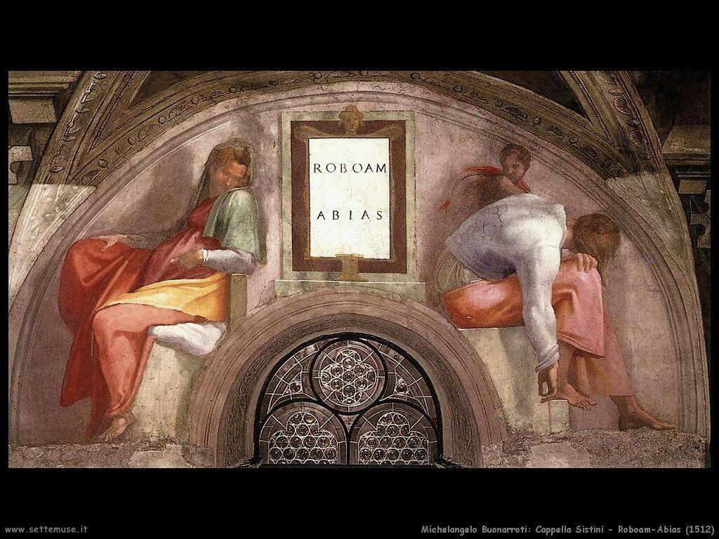 X) Rehoboam - Abijah