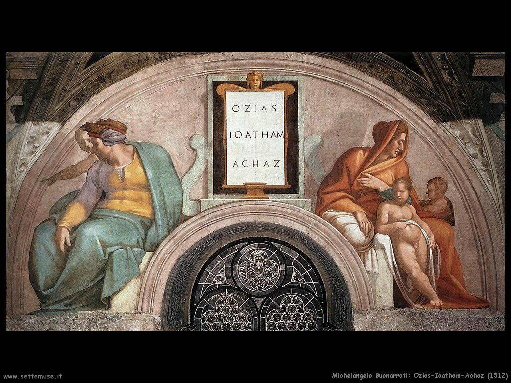 VIII) Uzziak - Jotham - Ahaz