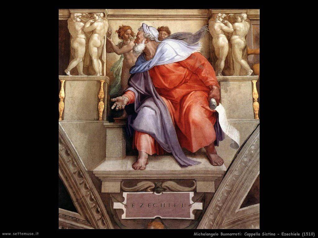 Ezechiele (1510)