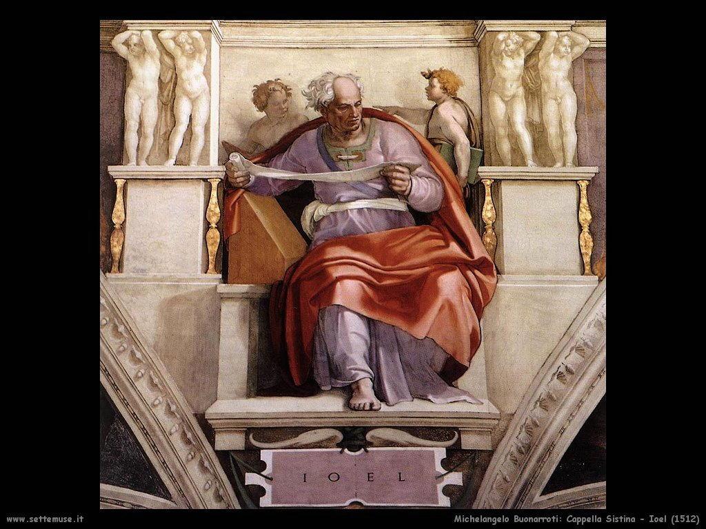 Michelangelo Gioele (1509)
