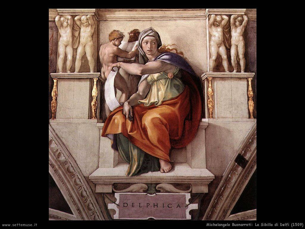 Sibilla di Delfi (1509)