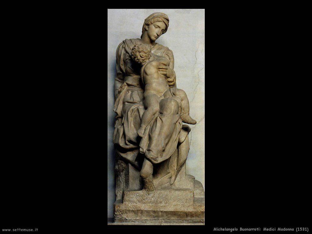 Madonna Medici (1531)