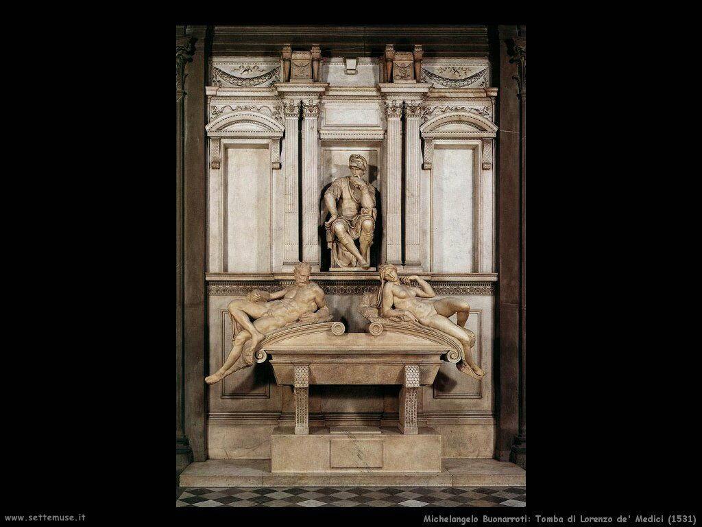 Tomba di Lorenzo de' Medici (1531)