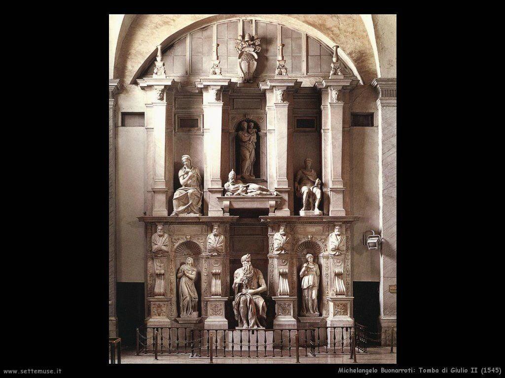 Tomba di Giulio II (1545)