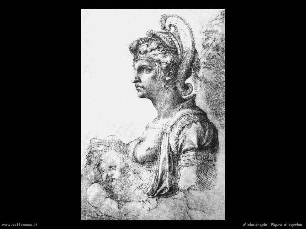 figura allegorica