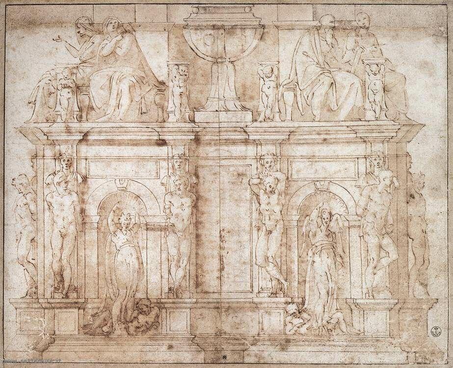 tomba di giulio II
