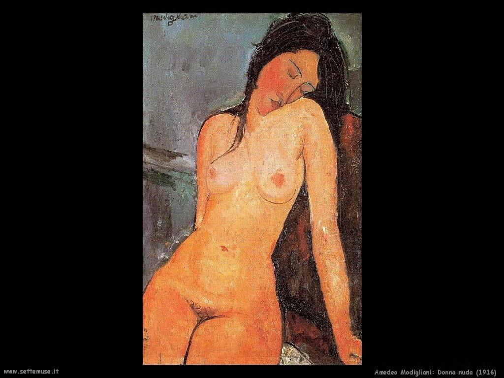 Donna nuda (1916)