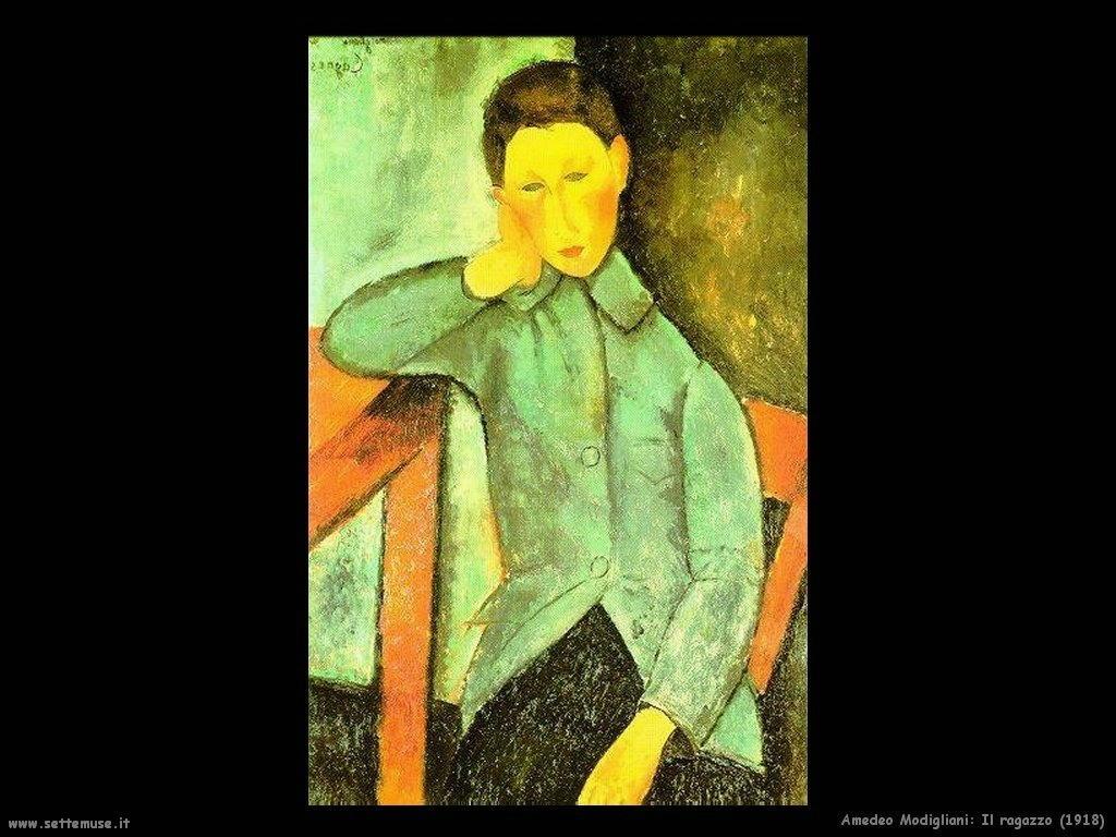 Il ragazzo (1918)