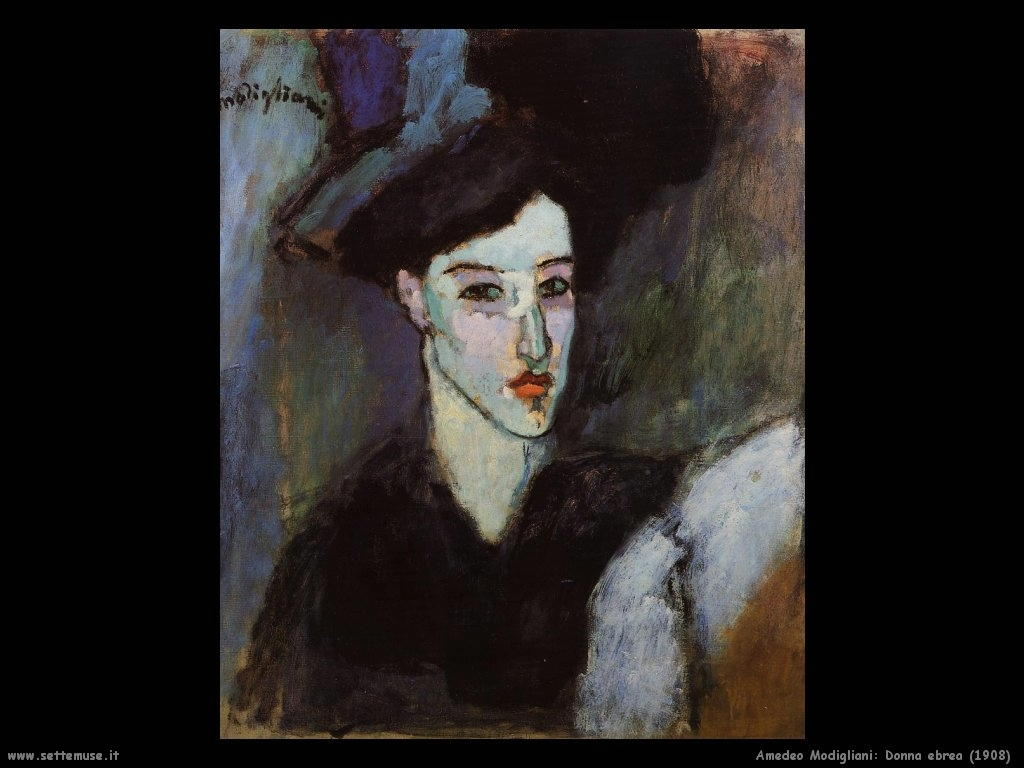Donna ebrea (1908)