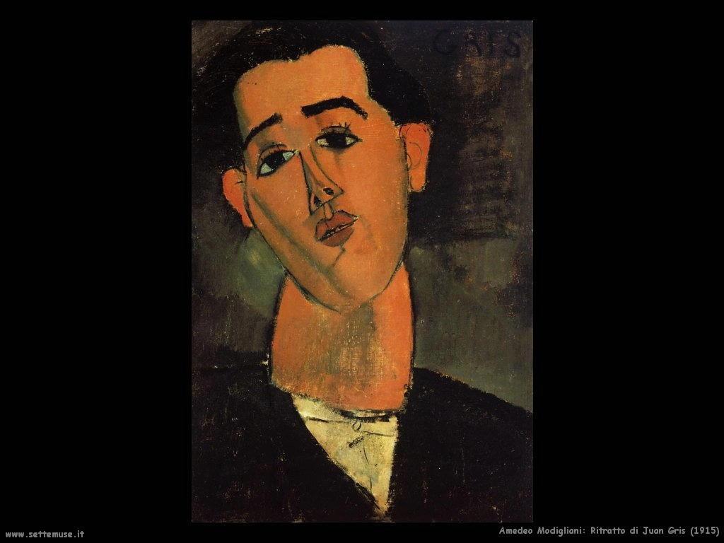 Ritratto di Juan Gris (1915)