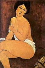 Pittura di Amedeo Modigliani