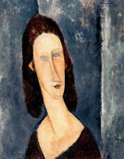 Dipinto di Amedeo Modigliani