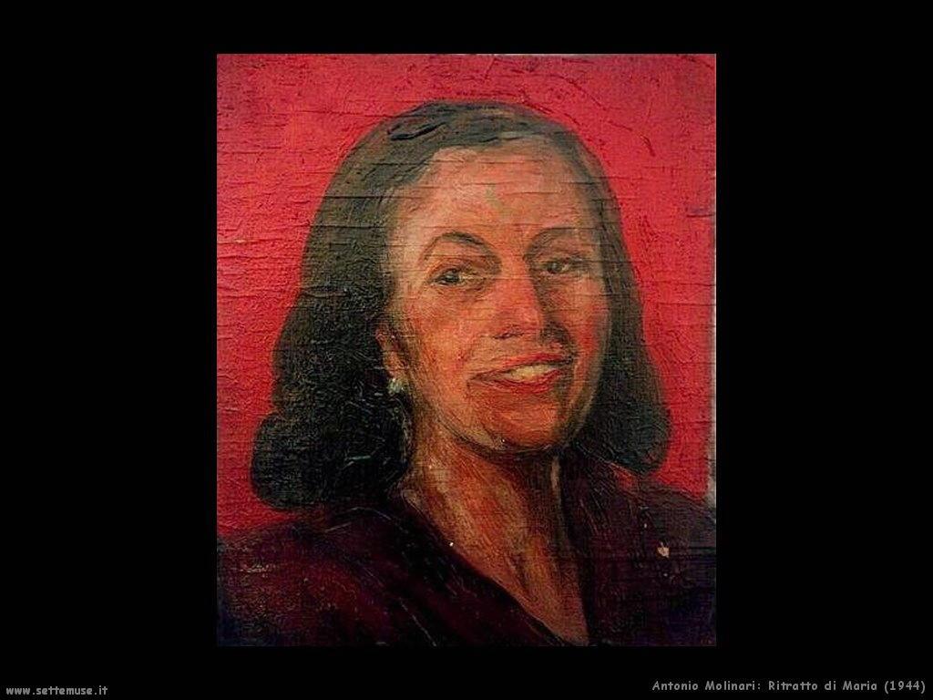 Ritratto di Maria (1944)