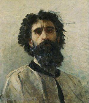 Ritratto di Domenico Morelli