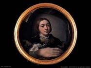 parmigianino Autoritratto in uno specchio convesso