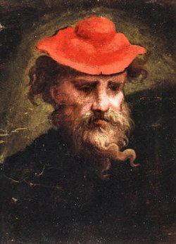 Dipinto di Francesco Mazzola detto Parmigianino