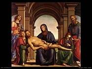 perugino pietro Pietà