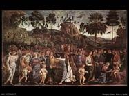 perugino pietro Mosè in Egitto