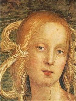 Dipinto di Pietro Vannucci detto il Perugino
