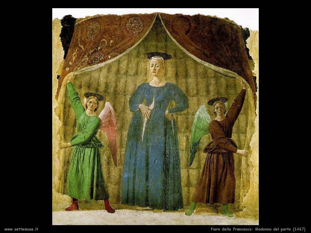 Madonna del parto (1467)