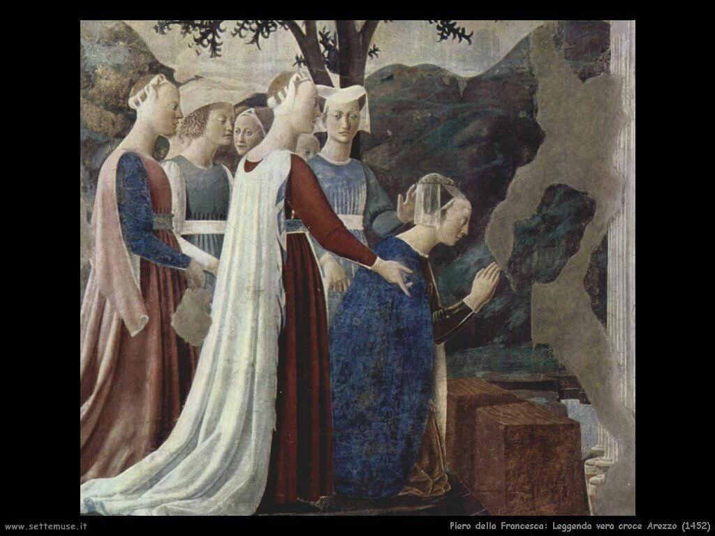 Leggenda della vera croce (Arezzo) (1452)