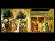 piero della francesca Adorazione dei Magi (1452)
