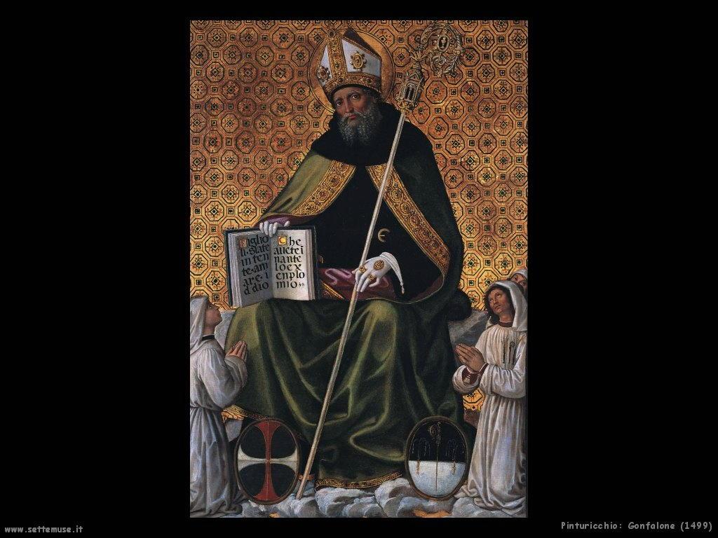 pinturicchio Gonfalone (1499)