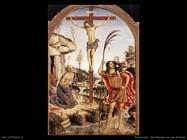 Crocifissione con san Girolamo