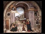 pinturicchio Annunciazione