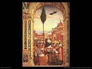 pinturicchio Enea Piccolomini arriva ad Ancona