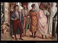 Canonizzazione di Papa Enea Piccolomini (dett)