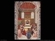 Piccolomini riceve il cardinale