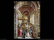 Enea Piccolomini incoronato papa