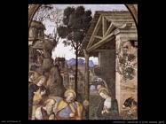 Adorazione di Cristo bambino(dett)