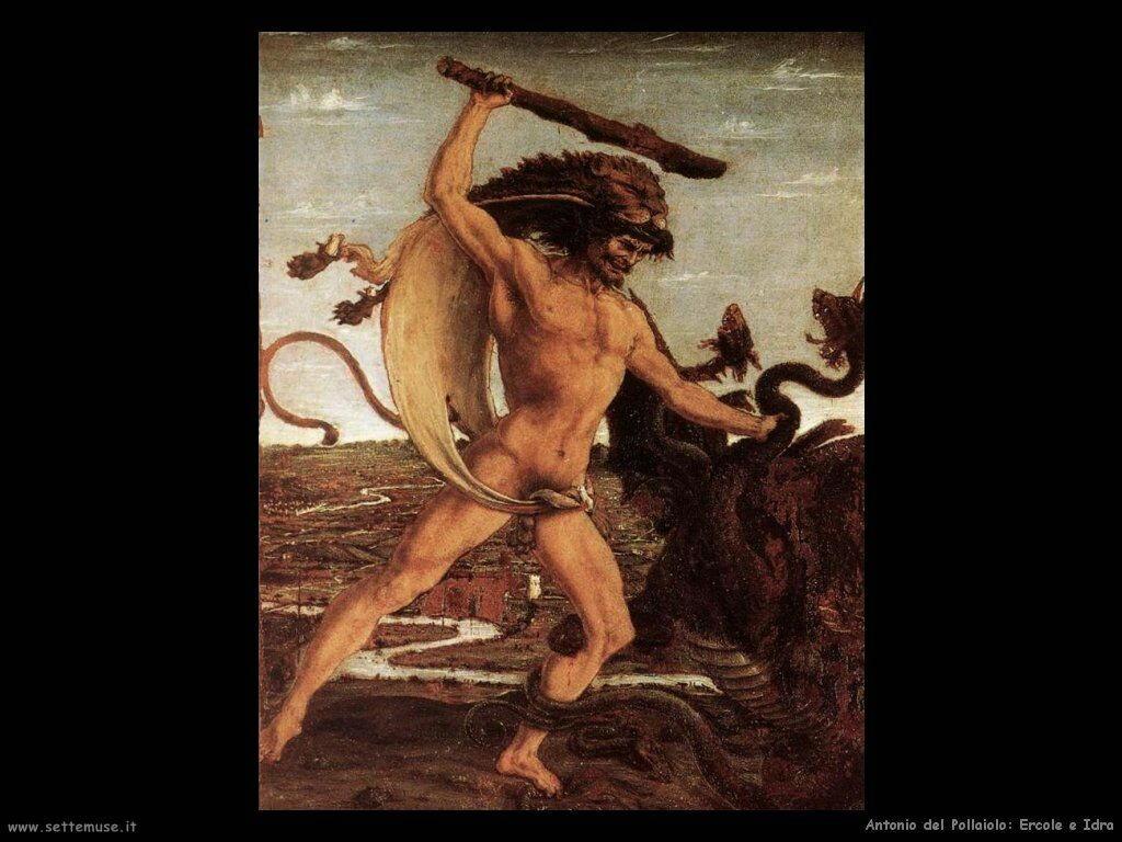 Ercole e Idra