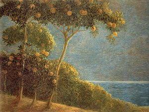 Pittura di Gaetano Previati