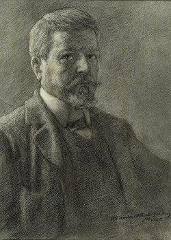 Ritratto di Gaetano Previati