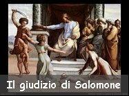 Raffaello Sanzio Re Salomone