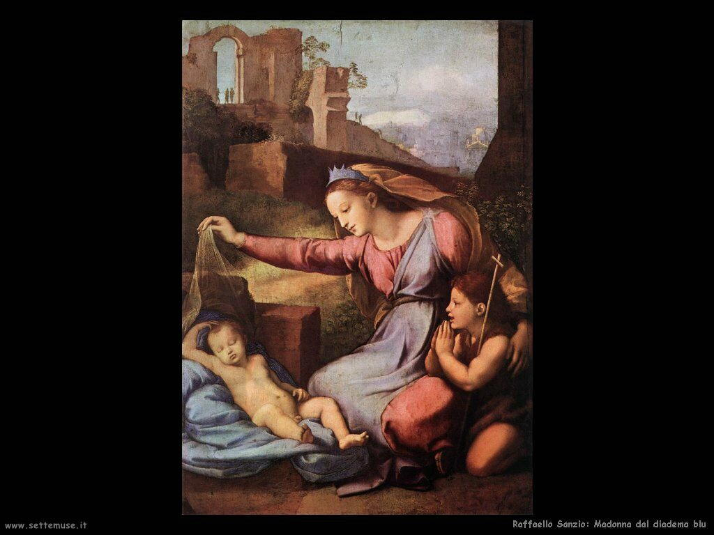 Madonna dal diadema