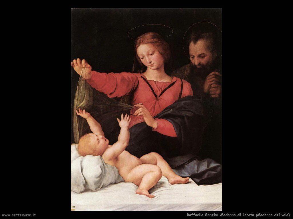 Madonna di Loreto (Madonna del velo)