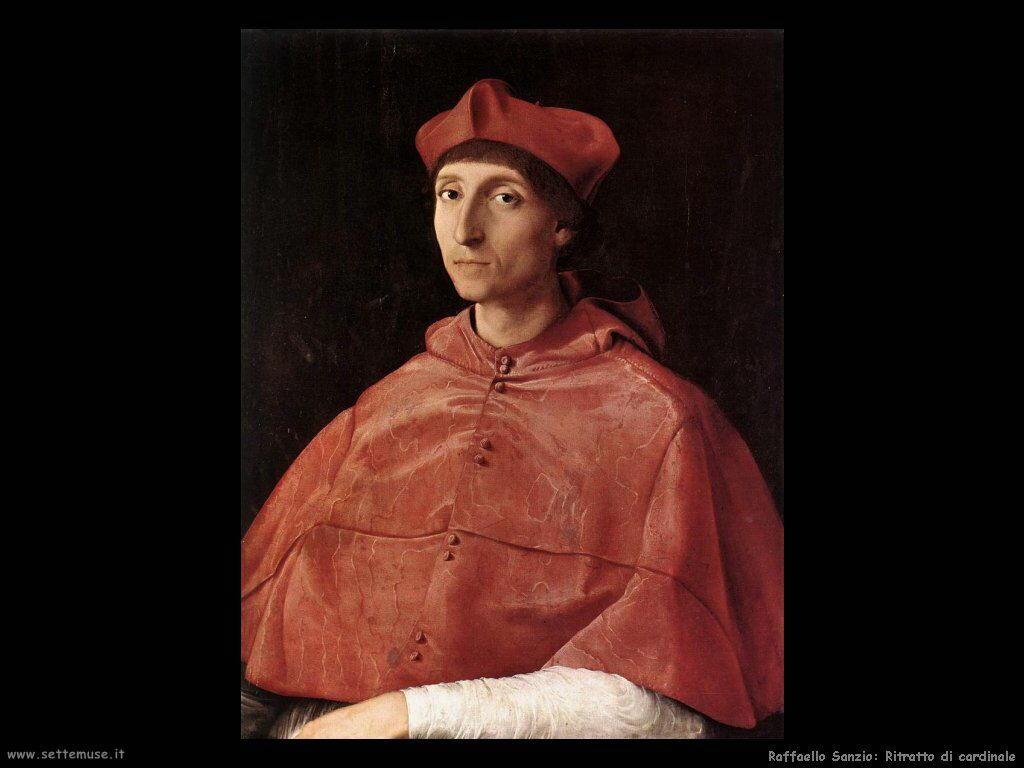 raffaello sanzio cardinale