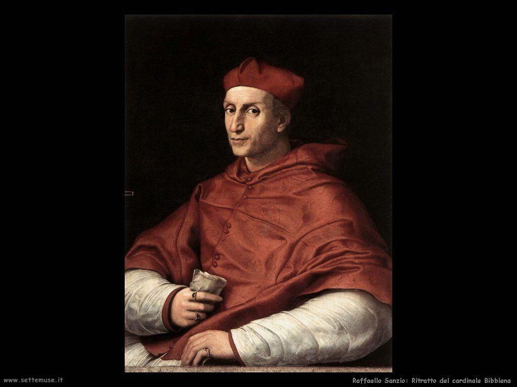 raffaello sanzio cardinale bibbiena