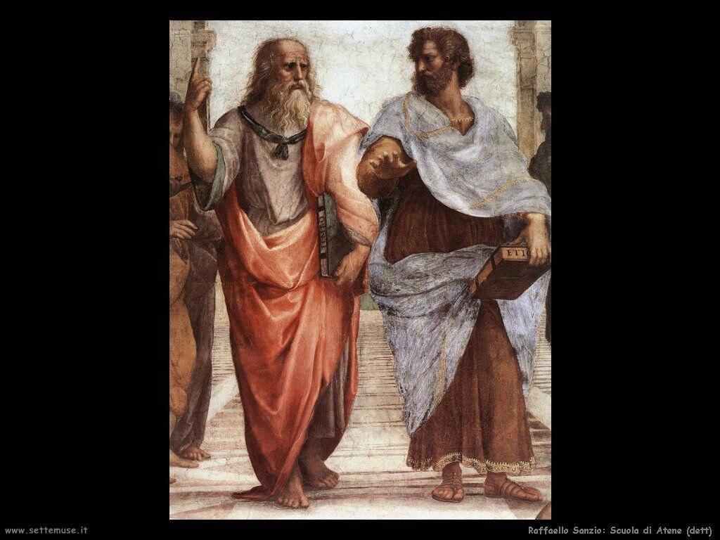 Scuola di Atene (dett)
