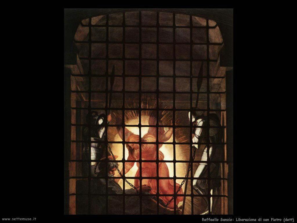 Liberazione di san Pietro (dett)