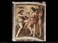 Soffitto di Apollo e Marsia