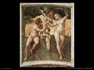 Soffitto di Adamo ed Eva